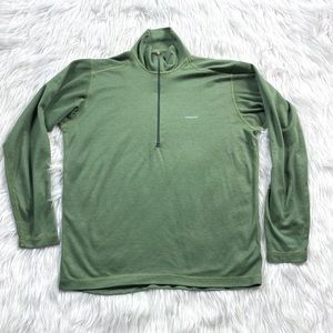Patagonia Mens Capaliene Base Layer 1/2 Zip Shirt
